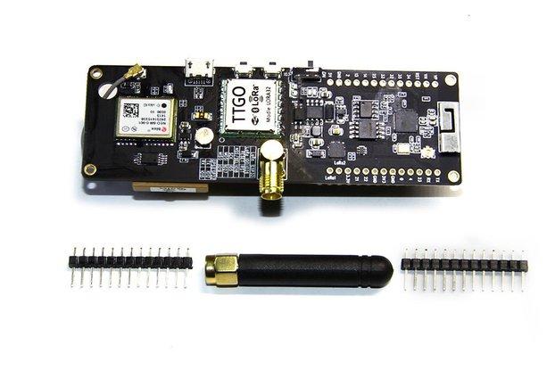 WiFi Wireless Bluetooth Module ESP-32 GPS NEO-6M