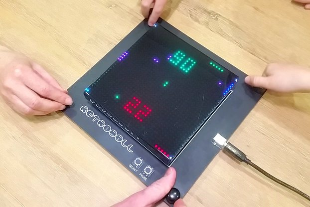 RetroBall: Build-It-Yourself Pixel Fun