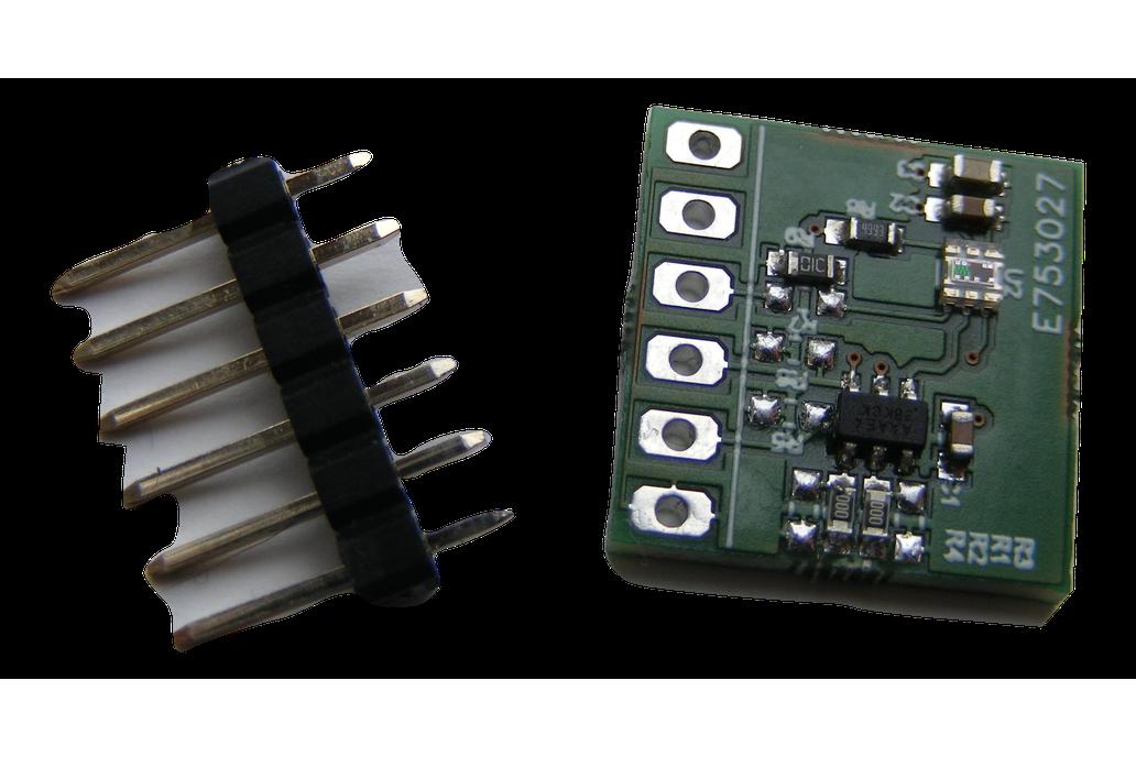 iCog Light Sensor with ID-IoT chip. 5