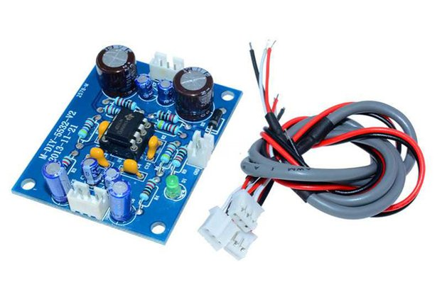 NE5532 Amplifer Board Preamplifier AMP