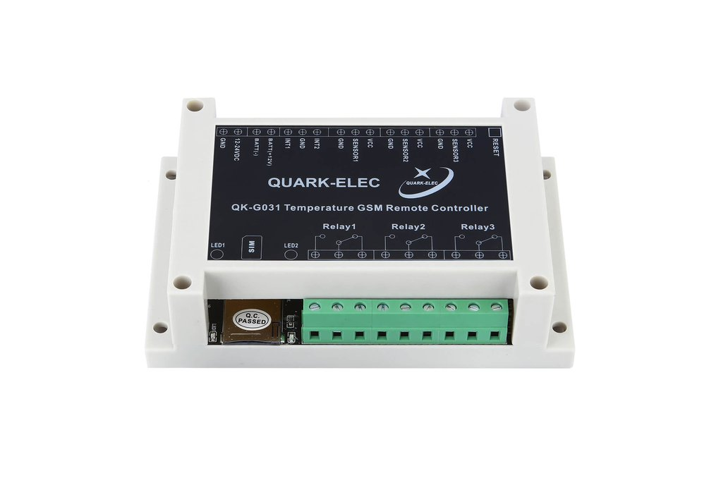 QK-G031 Temperature GSM Remote Control with sensor 6
