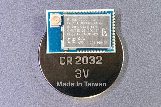 nRF52832 BT5.1 Module u.FL For External Antenna