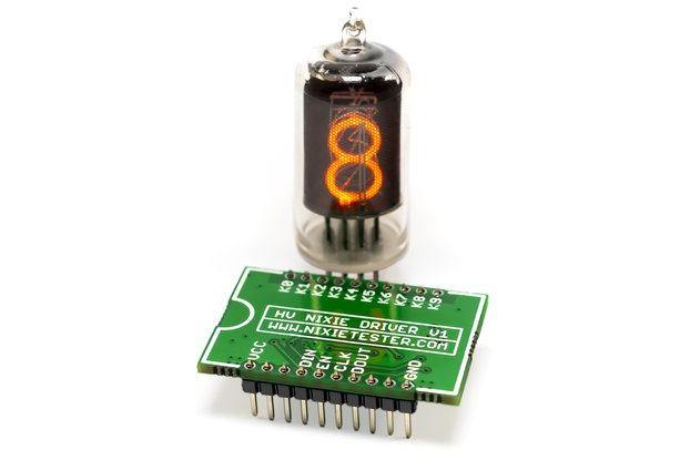 Nixie Tube Driver V1 - K155ID1 74141 - Replacement