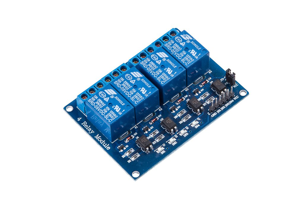 4-Channel 5V Relay 2