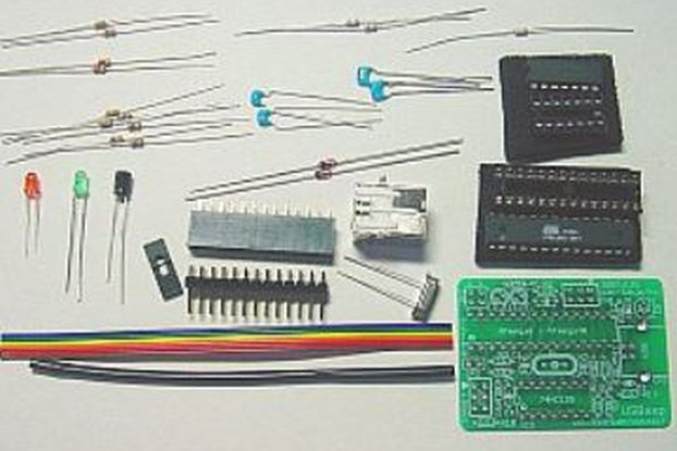 Atmel USBASP In Circuit Serial Programmer Kit