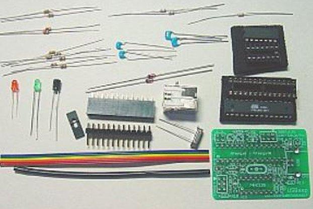Atmel USBASP In Circuit Serial Programmer Kit