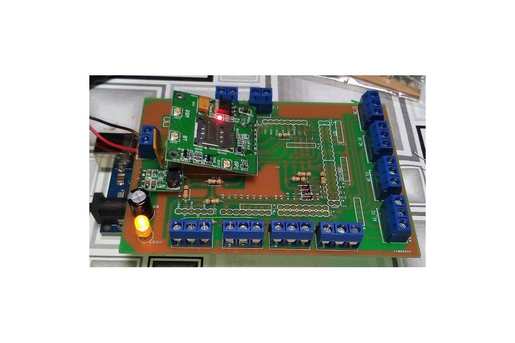 SIM808 Shield 1