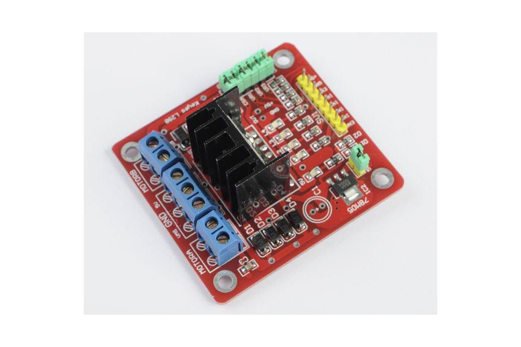 L298N Stepper Motor Drive Controller(2540) 1