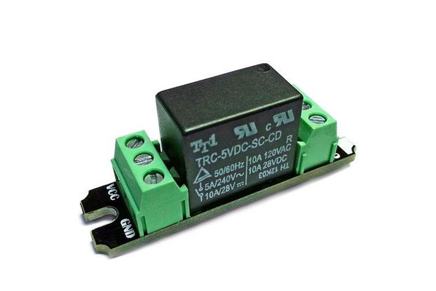 Flexiable Mini Relay Module 5V/12V 10A