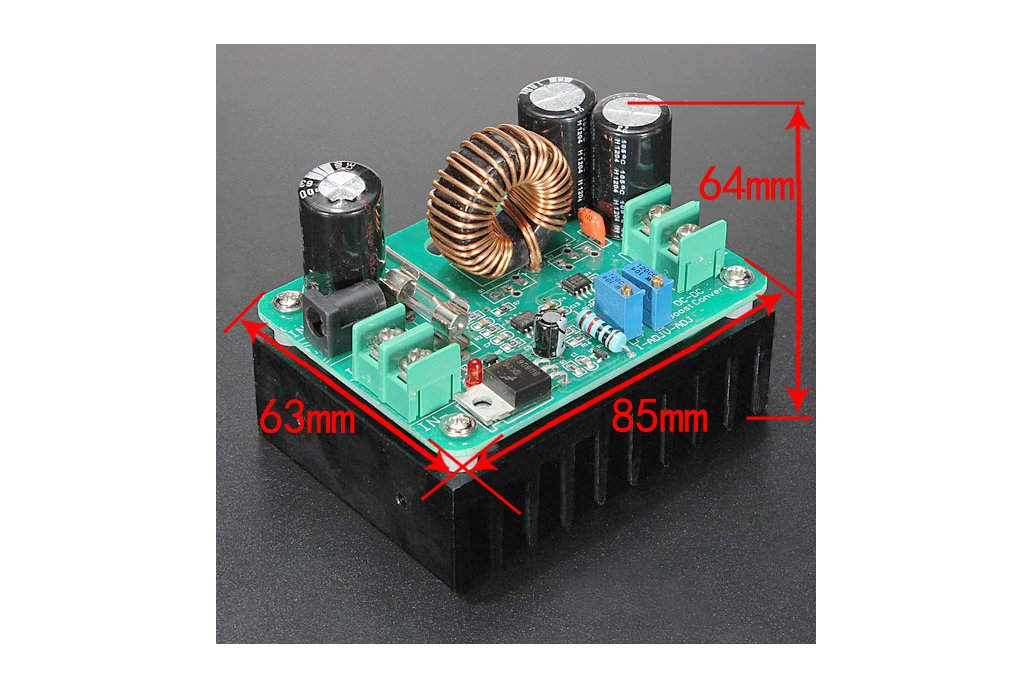 DC-DC Converter Step-up Module 6
