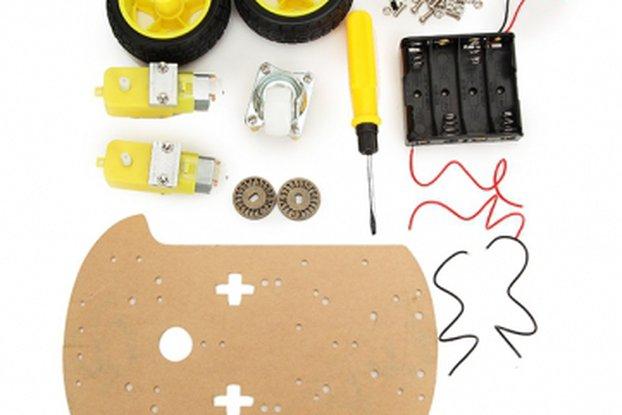 Robotics Car Kit for Arduino