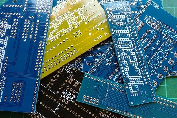 B-Grade RC2014 PCB selection