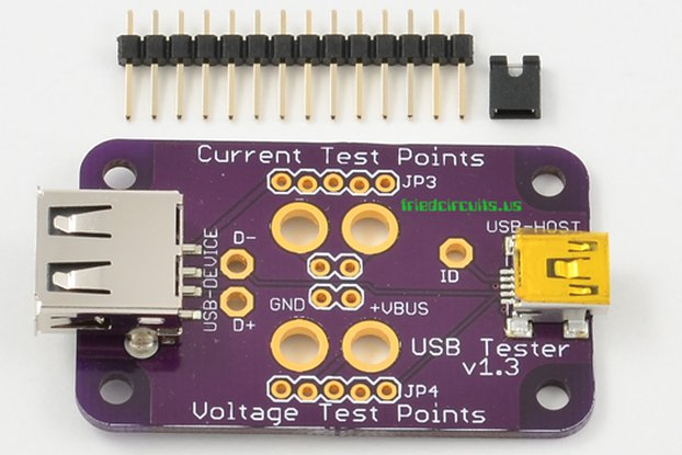USB Tester v1.x Scratch and Dent