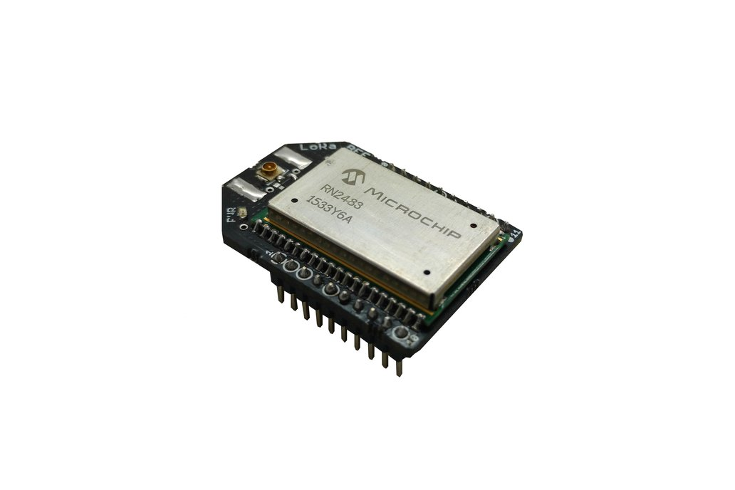 RN2903/RN2483 LORA BEE LYNK Module for US/EU/INDIA 1