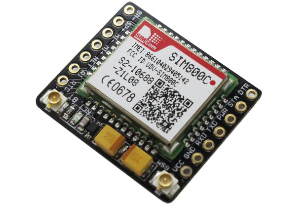 LoNet 800C – Mini GSM/GPRS  Bluetooth Breakout