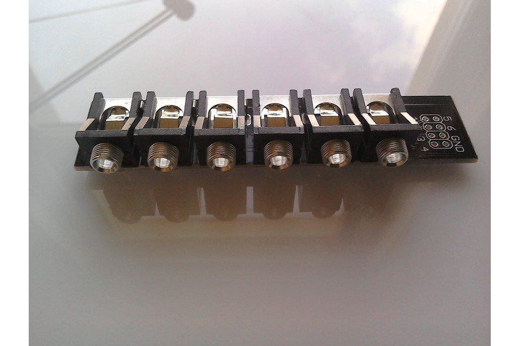 Sockets Midimuso CV-12 MIDI CV Converter Assembled 2