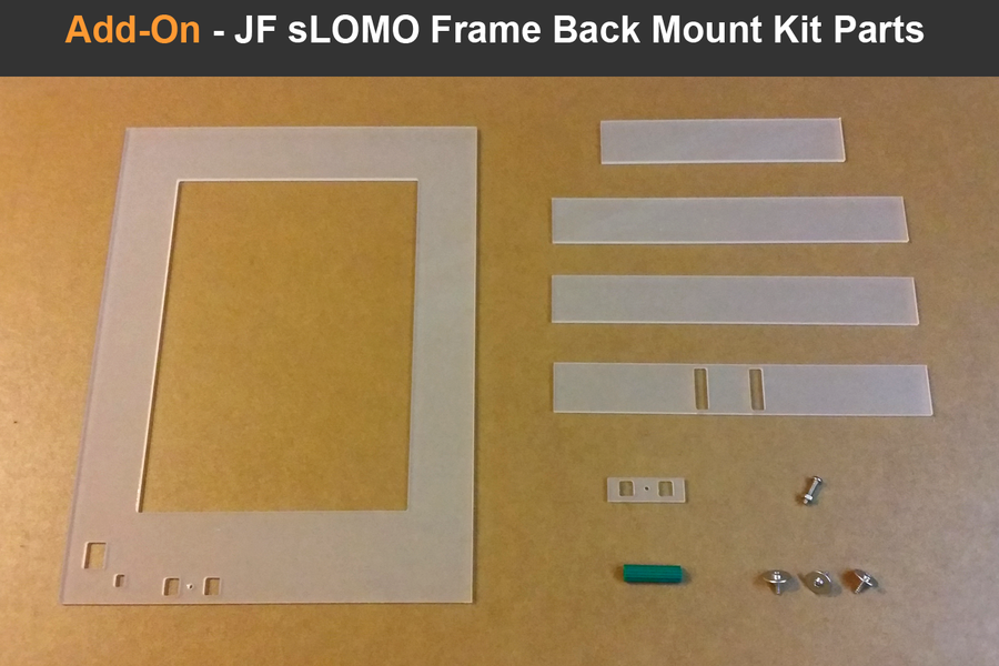 JF sLOMO (Slow Motion) Frame DIY Kit