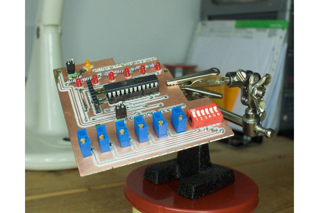 Digital Potentiometer Arduino Shield 2