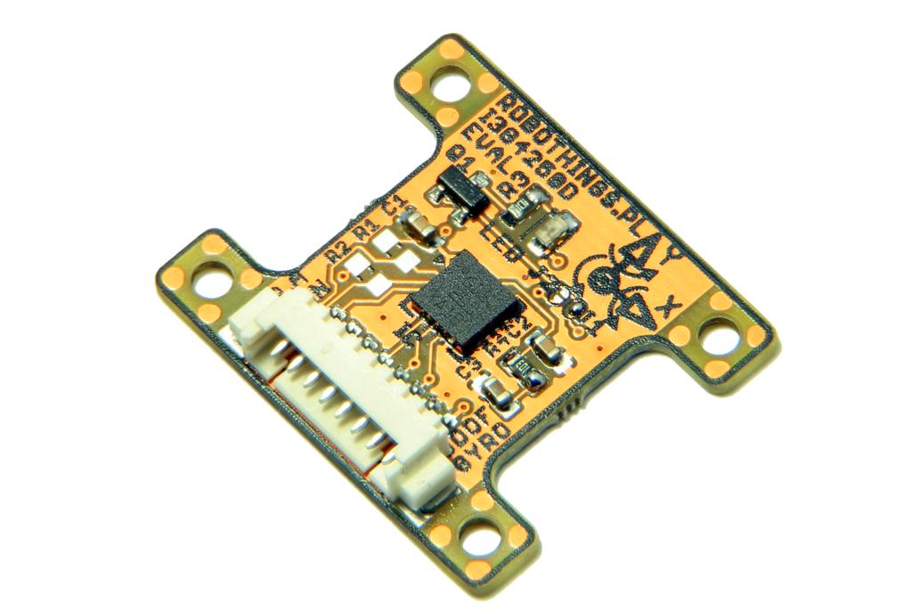MEMS 3-axis digital output gyroscope - I3G4250D 1