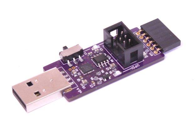 AVR UPDI Programmer with 12V