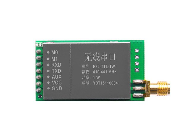 LoRa SX1278/1276 Wireless Module