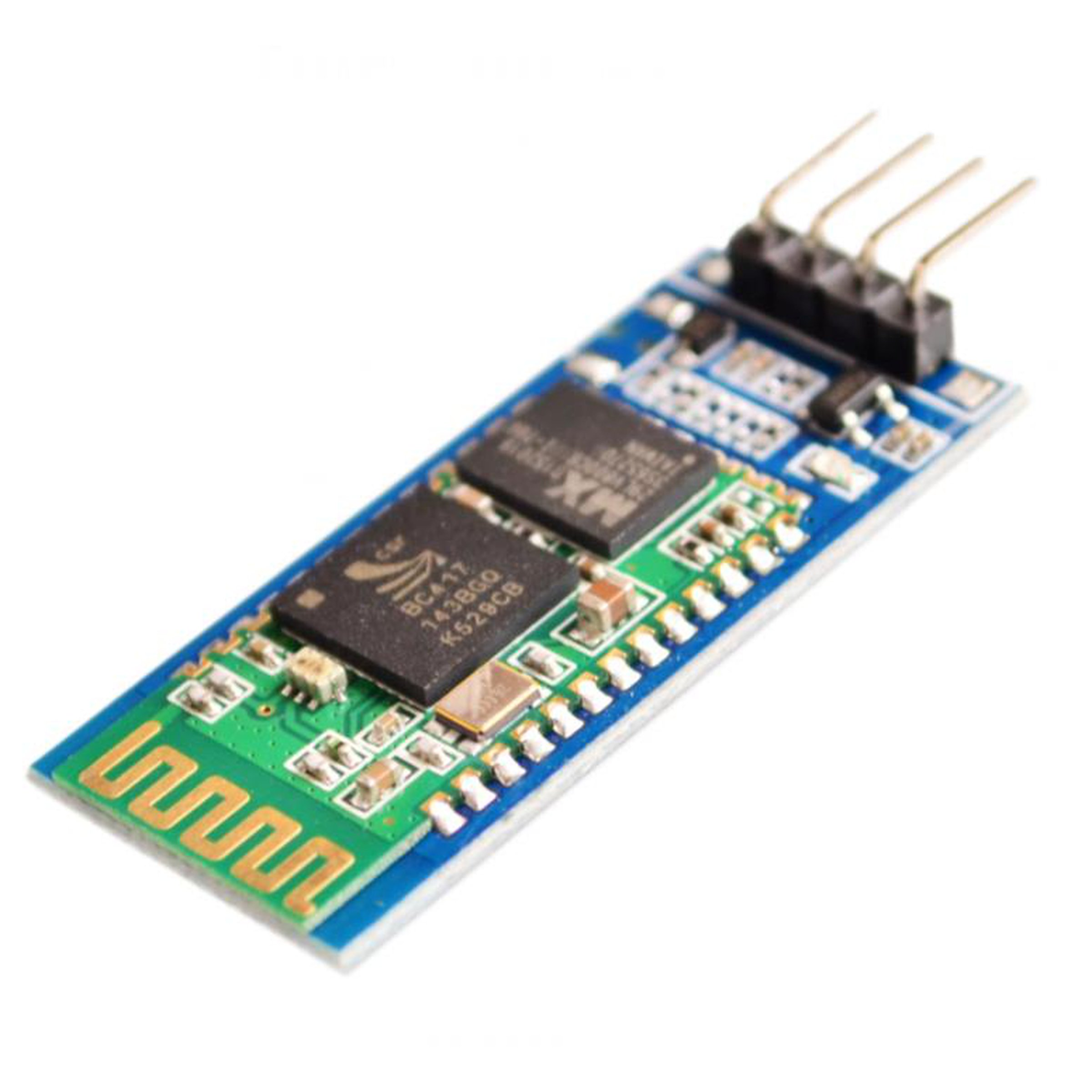 Hc 06 4 Pin Bluetooth Rf Transceiver Module From Doitam On Tindie Rs232 Laser