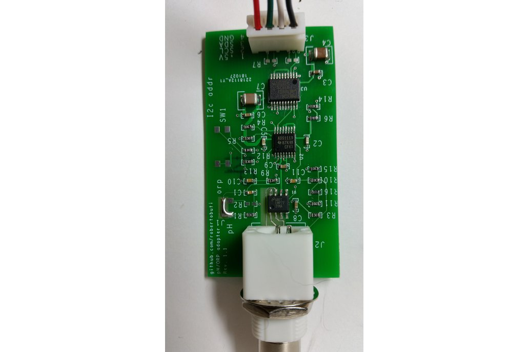 Isolated pH Probe Interface for reef-pi