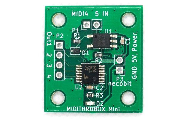 MIDI THRUBOX Mini [MIDI Mechanical System]