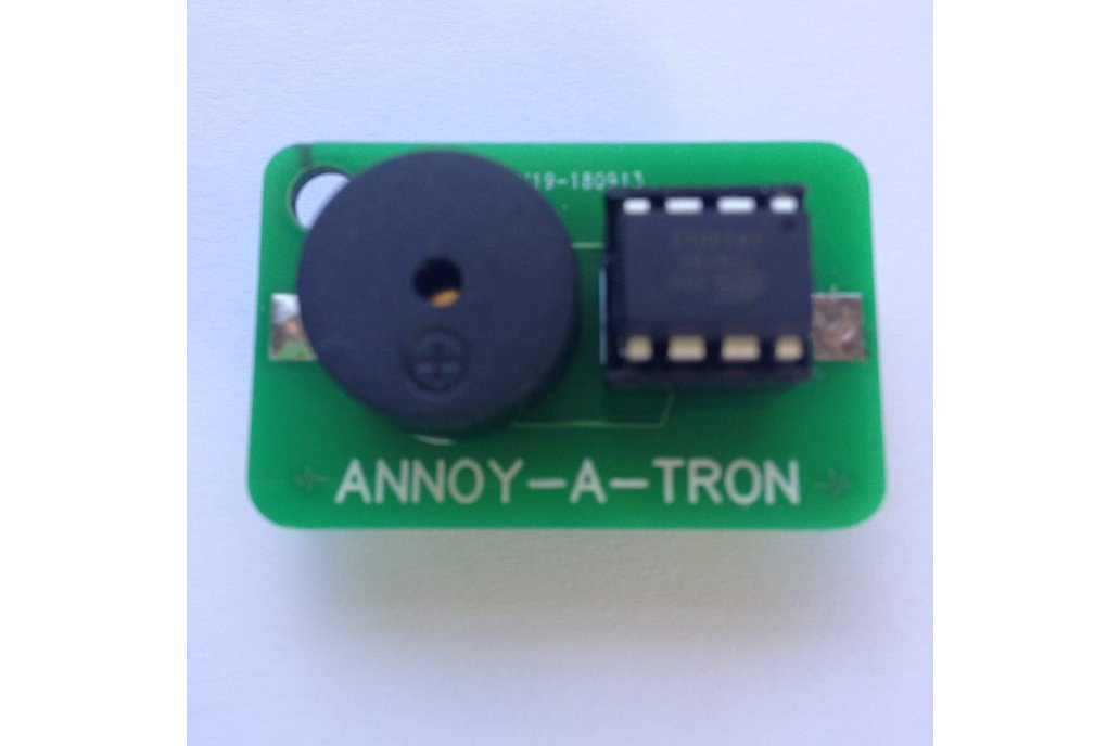 Annoy-A-Tron 1