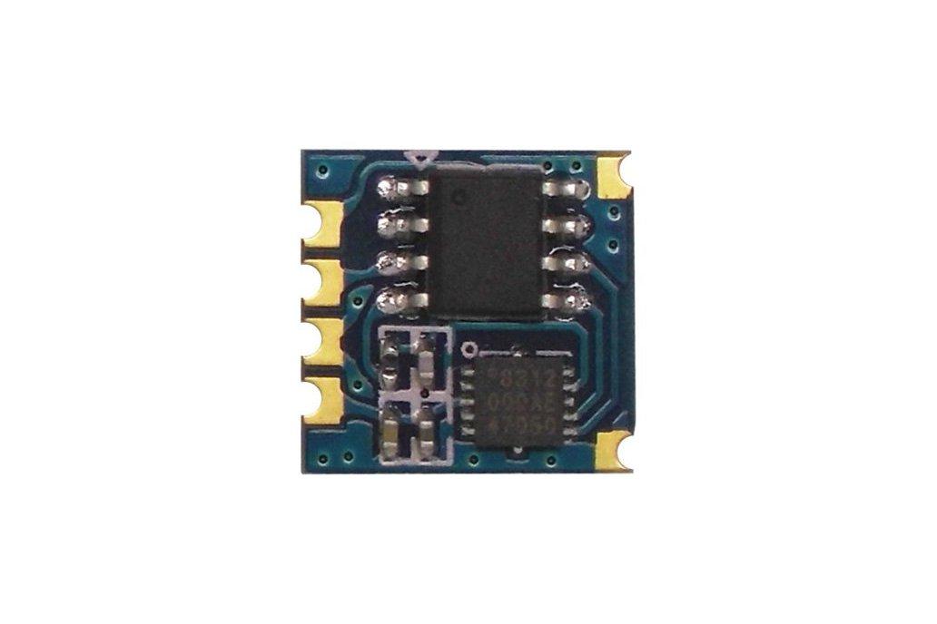 Embedded 3D pedometer module (STP156) 1