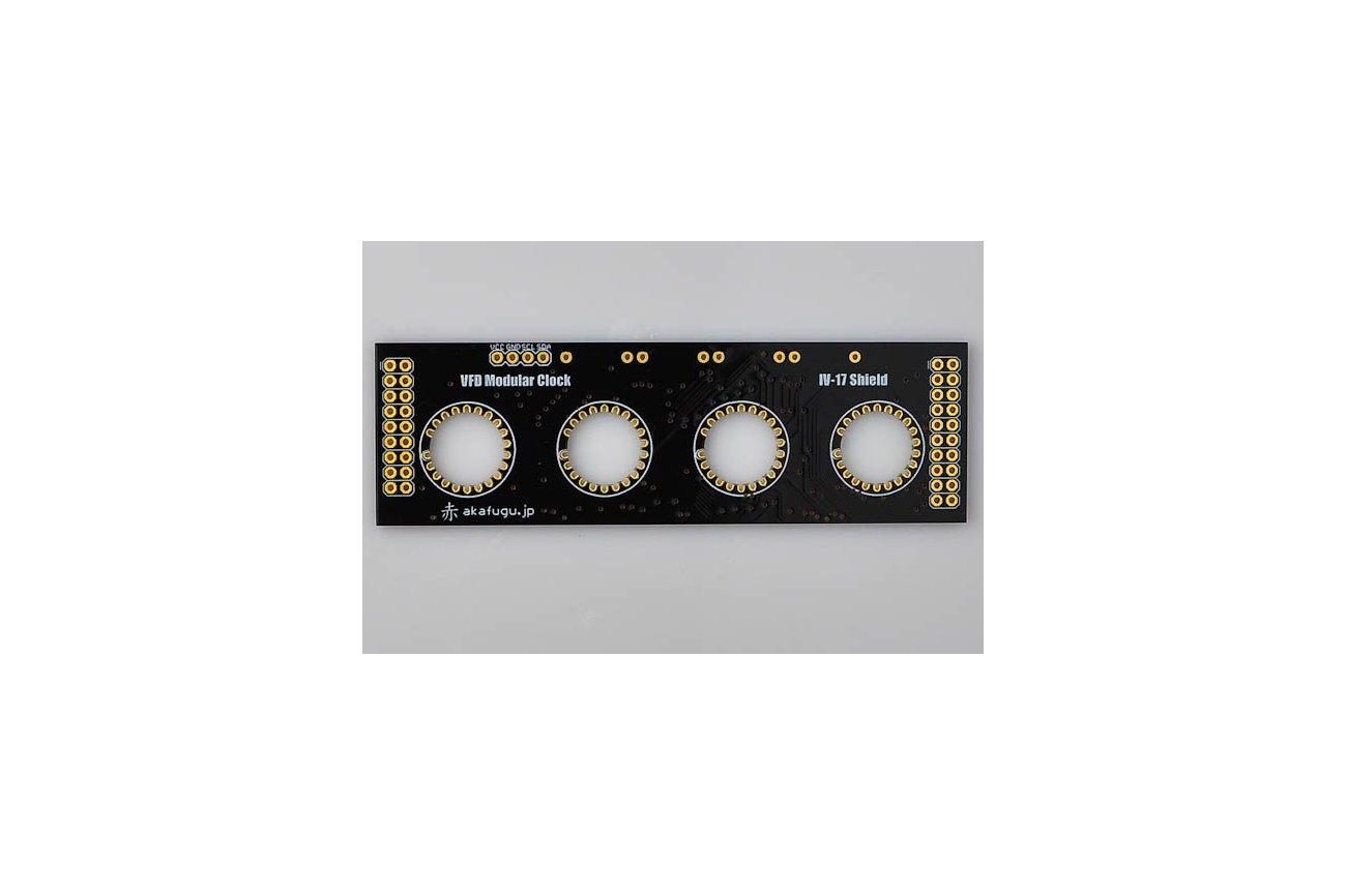 VFD Modular Clock IV-4
