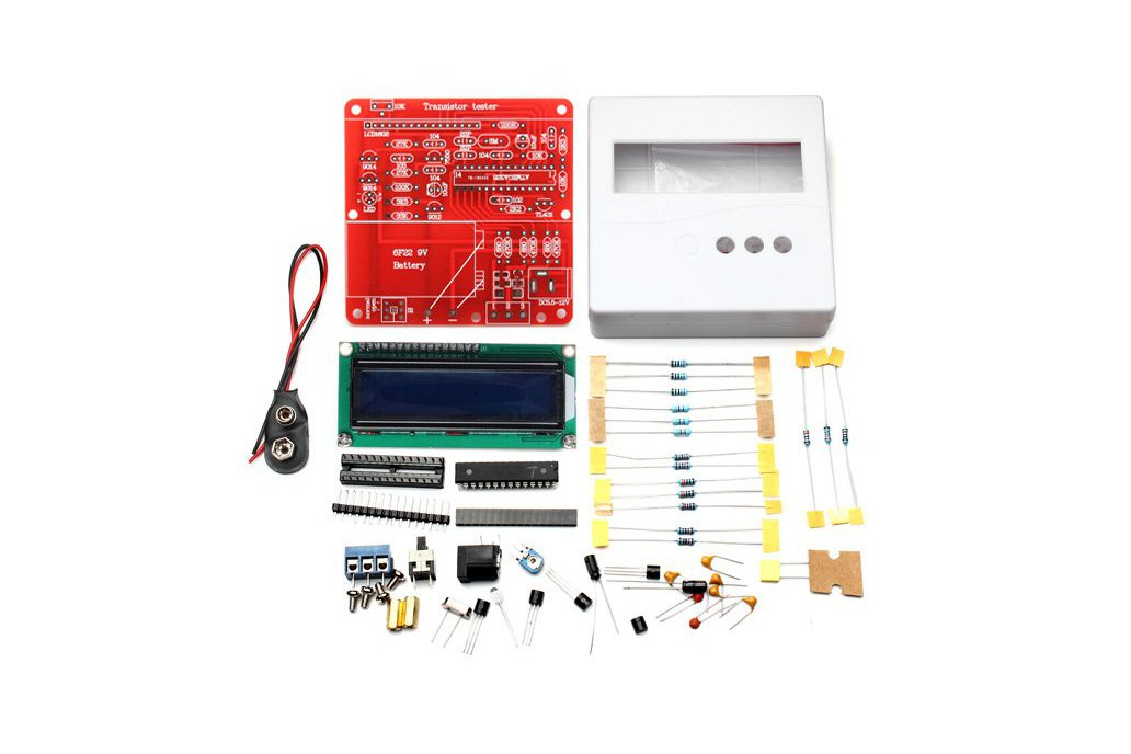 86 Plastic Shell + DIY Meter Tester Kit 1