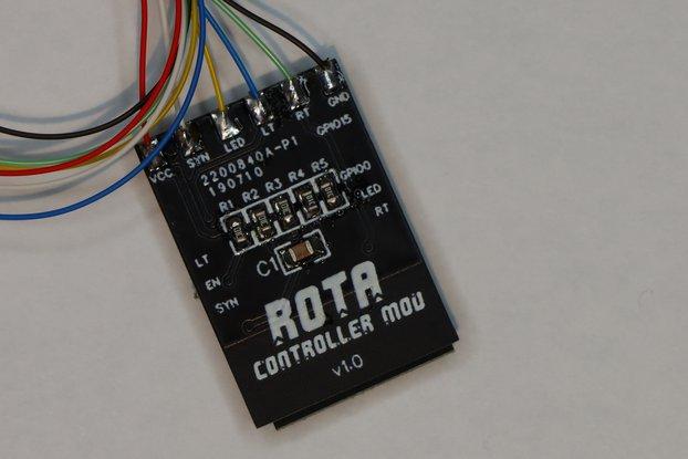 ROTA Controller Mod