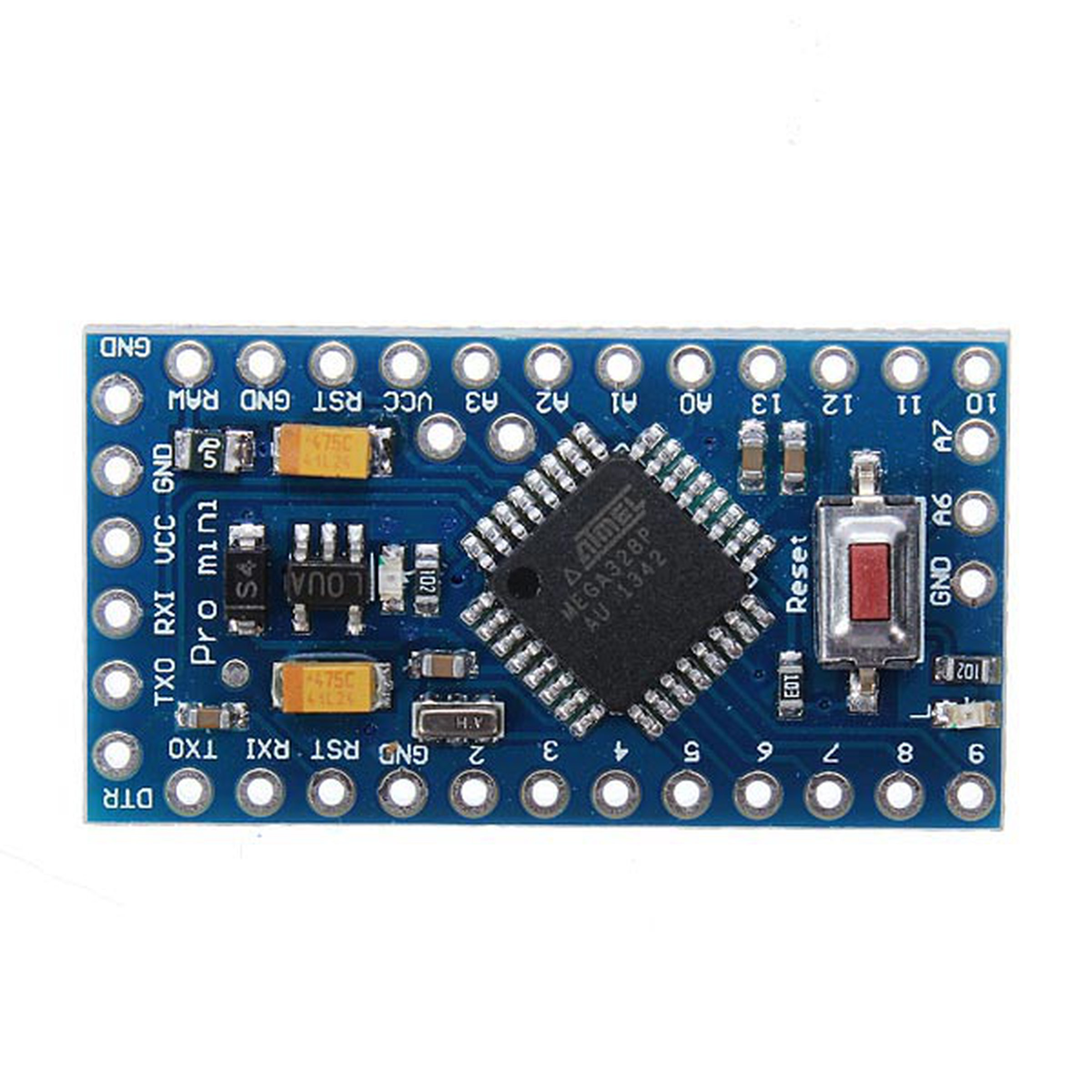 Arduino compatible nano size board from mmm on tindie