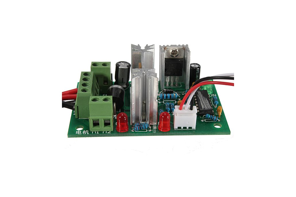 DC Motor Speed Switch Controller 2