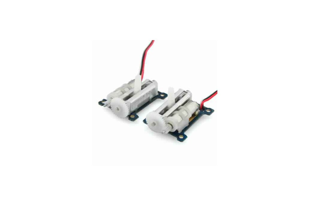 Super Micro Steering Gear/Servo for R/C Airplane  1