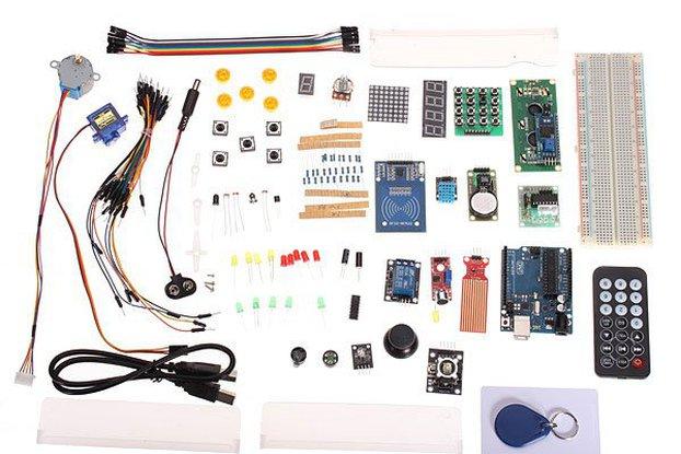 Arduino Compatible UNO Starter Kit