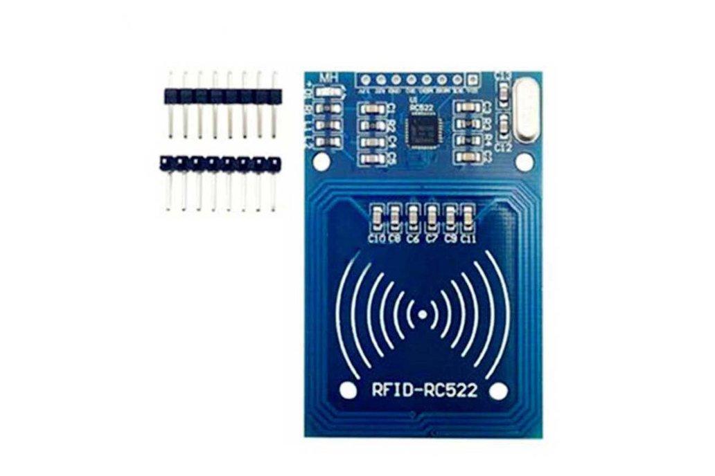 13.56MHz I2C/SPI RFID MF RC522 Wireless Module 1
