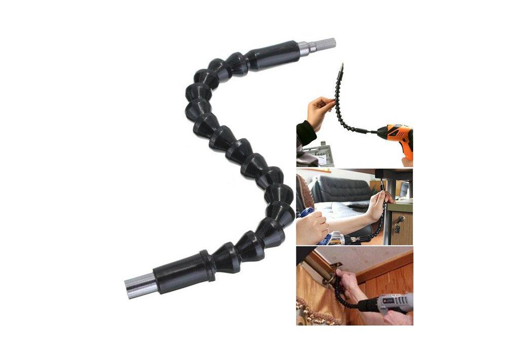 Drillpro 290mm Flexible Shaft Bit Extention Screwd 1