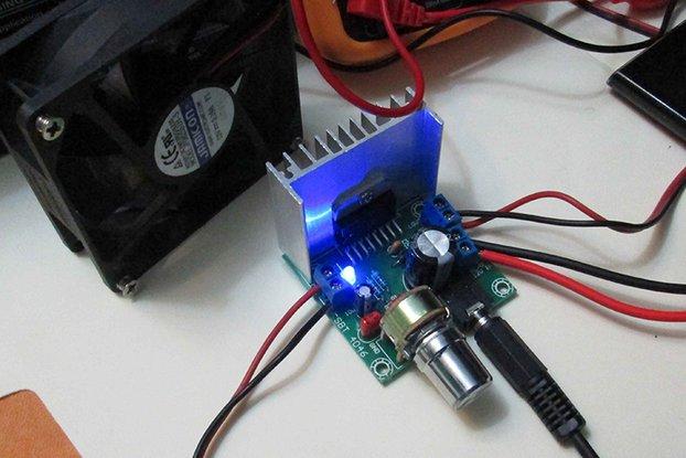 TDA7297 Digital Audio Amplifier Board Module(1796)