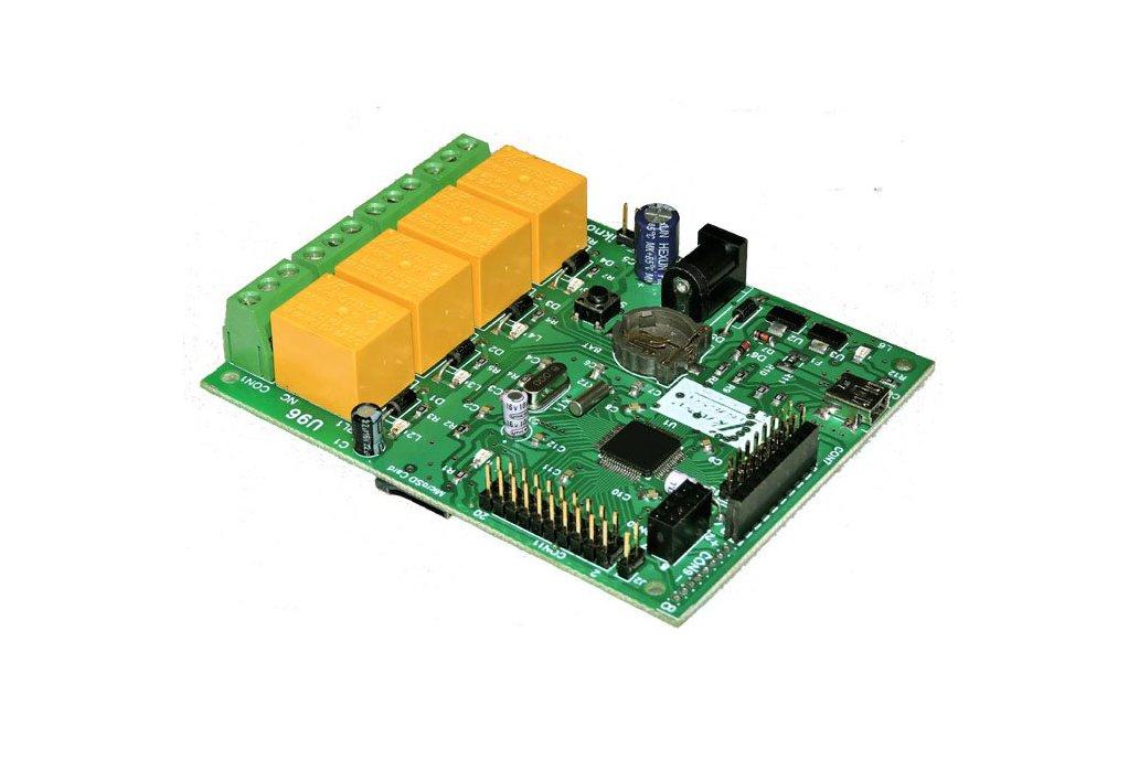 U96 USB relay & DAQ card 1