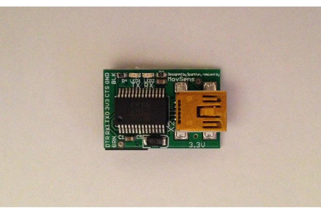 Serial Port Serial - USB2.0 Adapter 1