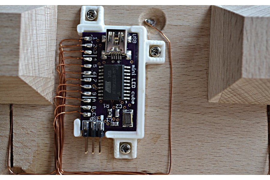 mini LED cube SMD