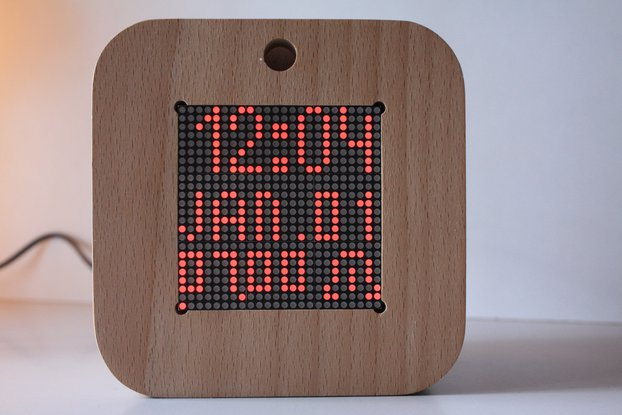 Monster Clock Kit