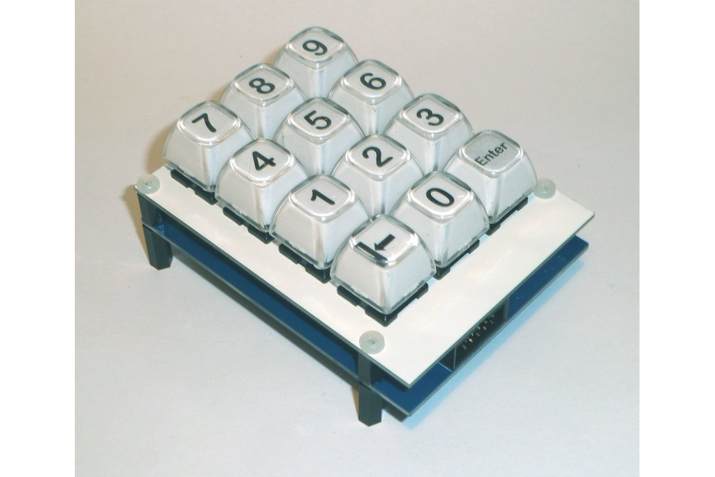 Customizable Keyboard shield with long stroke keys 4