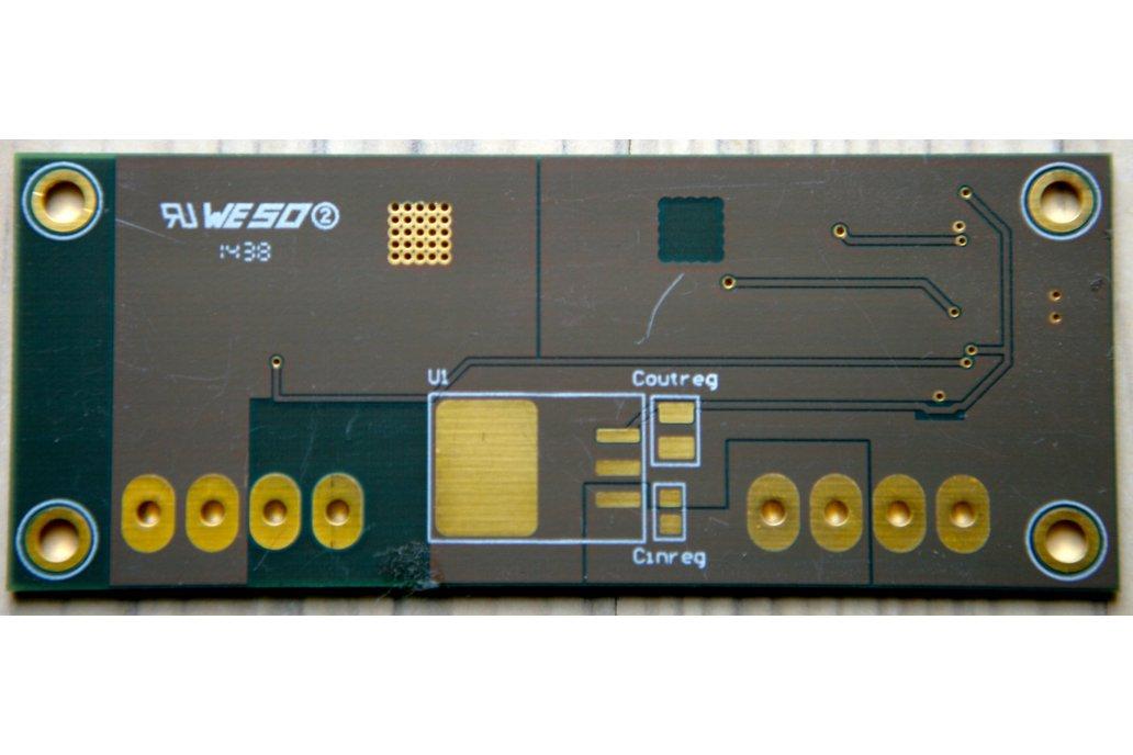 LM2743 12V to 5V buck converter - PCB only 2