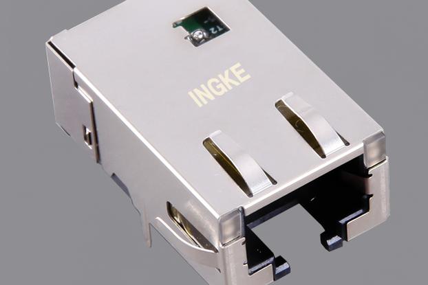 JT4-1109HL 10 gigabit ethernet connector - INGKE
