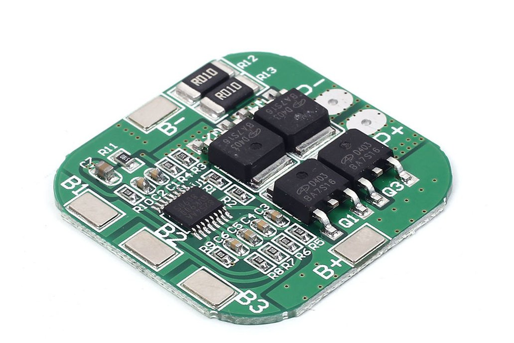 4S 14.8V Lithium Battery Protection Board(13229) 5