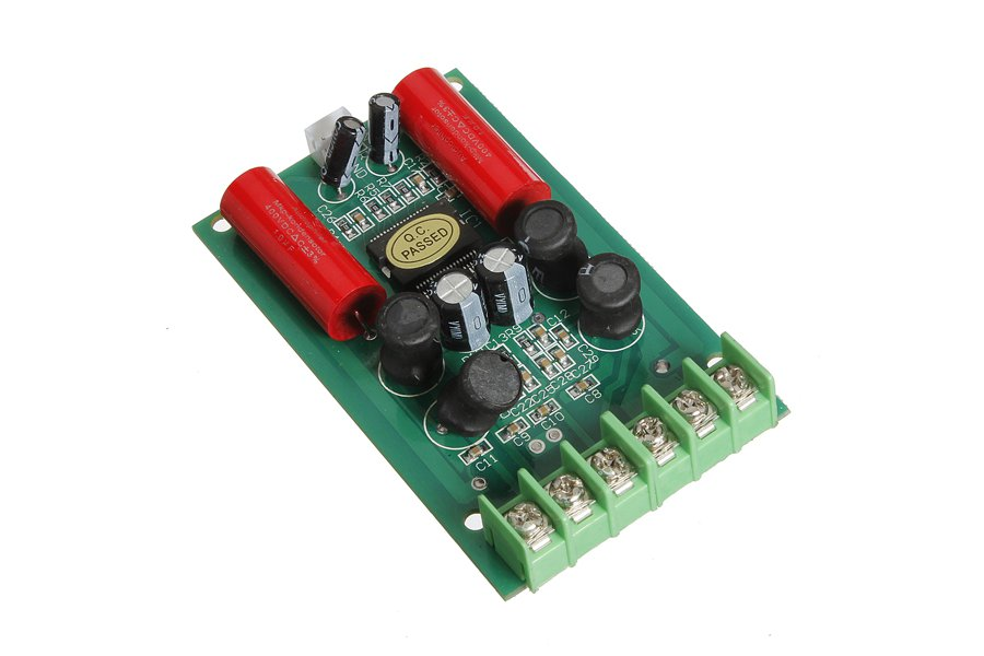 Fully Finished Tested PCB Power Digital Amplifier Board 2x15W