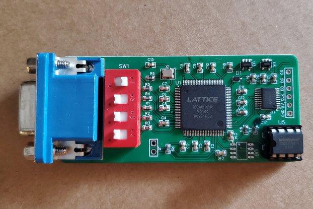 VGA1306 V2.0 Arduboy to VGA output board